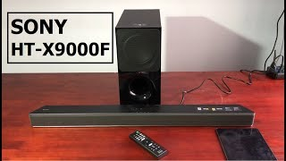 Loa Sony HT-X9000F, Review Loa Sony HT-X9000F - 0977254396