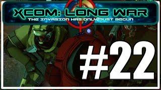 Выходной и у пришельцев [XCOM: Long War #22]