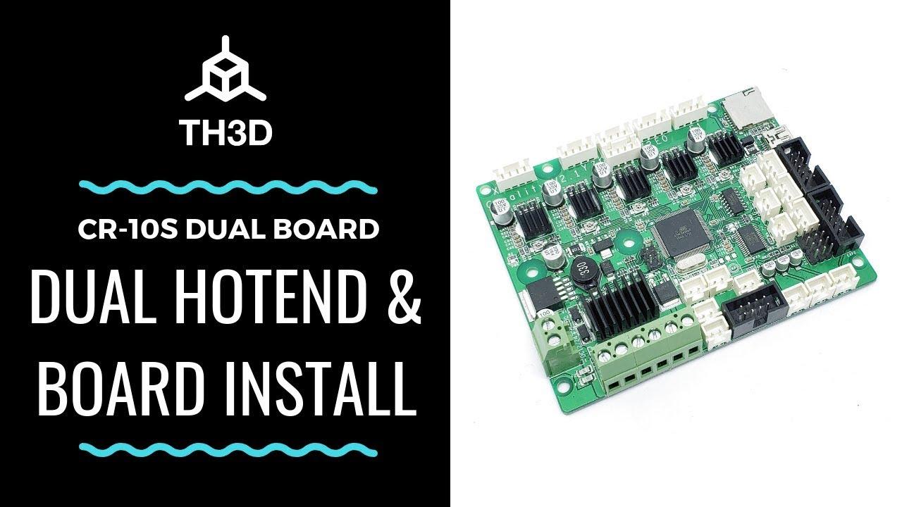 Dual Extrusion Setup Information - TH3D Studio LLC