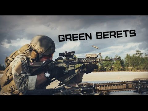 US Army Special Forces • Green Berets
