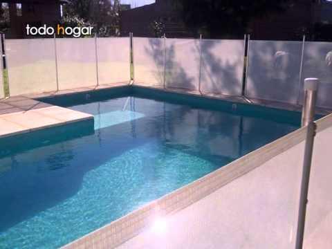 Piletas lafquen piscinas de fibra de vidrio alarmas y for Vidrio para piscinas