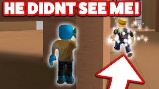 THE BEST ROBLOX HIDE AND SEEK PLAY EVER! *INSANE*