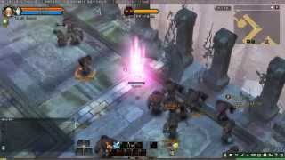 Tree of Savior 2nd CBT Level 155 Cathedral Dungeon