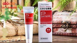 Kem Trị Mụn Pimplit Shiseido - Thổi Bay Mụn, Làm Đẹp Da