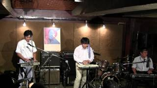 Firecracker cover 偽YMO 2012.09.01 Rooster North Side(東京都杉並区...