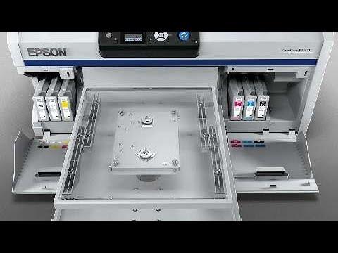Epson SureColor F2000 DTG | Neopost