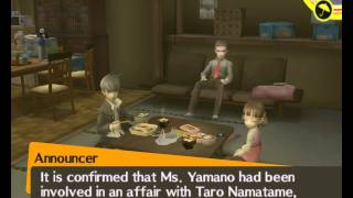 Persona 4 (Story) Chapter 1: Welcome Protagonist to Inaba - Part 3