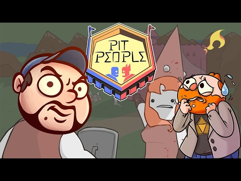 Jesse and TB play Pit People  [Part 4] - Fake News
