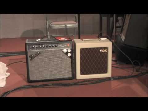vox ac4 vs orange tiny terror comparison great audio doovi. Black Bedroom Furniture Sets. Home Design Ideas