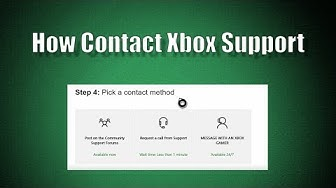 How to Contact Xbox Customer Support