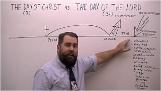 The Day of Christ vs The Day of the Lord