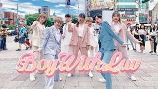 [KPOP IN PUBLIC CHALLENGE] BTS(방탄소년단) _ Boy With Luv Dance Cover by DAZZLING from Taiwan