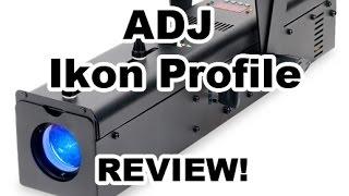 ADJ Ikon Profile Review