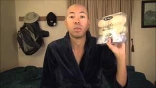 De~luxe Savon vanilla citrus and Loofah bar soap