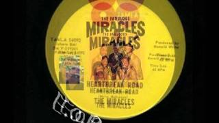 Enzo Oldies Popcorn-THE MIRACLES-HEARTBREAK ROAD - (MOTOWN)