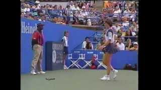Steffi Graf - Rivalry with Hingis