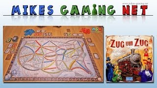 Zug um Zug | Verlag: Days of Wonder | Asmodee