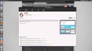 How To Install K3B CD DVD Creator On Ubuntu 13.04