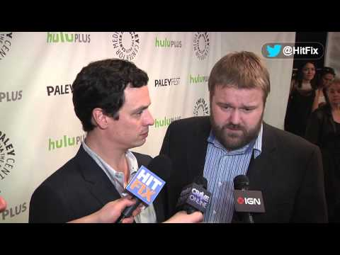 Walking Dead - Robert Kirkman and David Alpert Interview