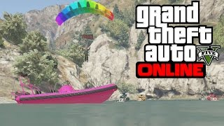 GTA 5 PC - Mission Impossible (GTA 5 PC Online Gameplay)