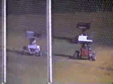 2004 - Mini Sprints at Blackman Motor Speedway