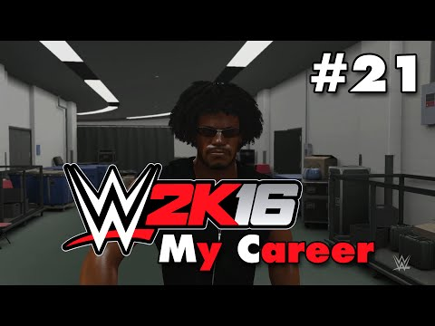 Let's Play WWE 2K16 My Career - #21 - Over This Feud