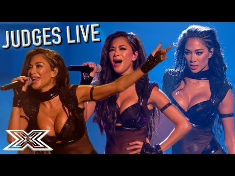 The X Factor JUDGES Perform LIVE | X Factor Global