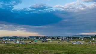 Sacred Stone Camp, Intl. Indig, Youth Council & Rezpect Our Water: Youth Water Protectors