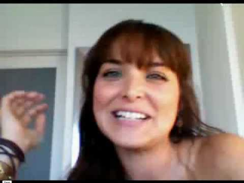 Twitcam Blanca Soto parte 25 05.09.2011