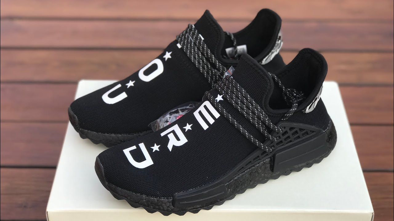 c071eb4239269 ... Website For Discount Adidas Human Race NMD X Pharrell Williams NERD  Review ...