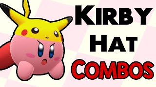 Kirby Hat Combos! (Smash Wii U/3DS)