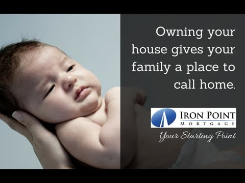 Move or Improve, Iron Point Mortgage Is Your Starting Point