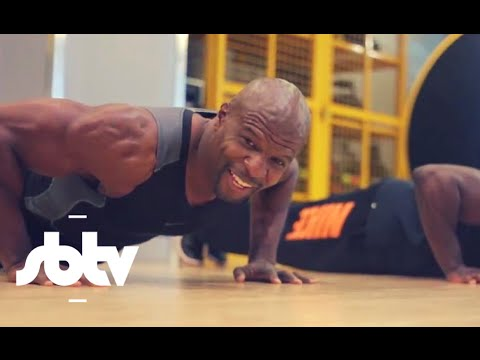Terry Crews | The Expendables 3 [Interview]: SBTV