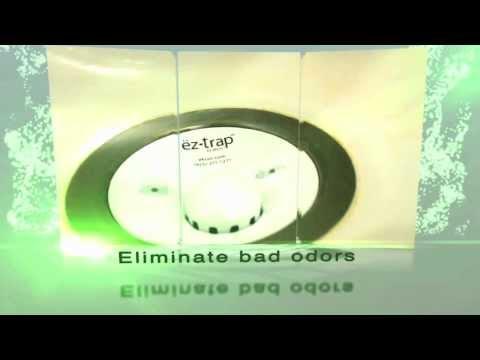 EZ TRAP,Waterless urinal cartridge!