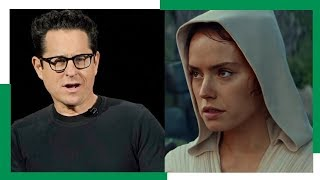 JJ ABRAMS RESPONDS TO FAN CRITICISM OF THE RISE OF SKYWALKER!