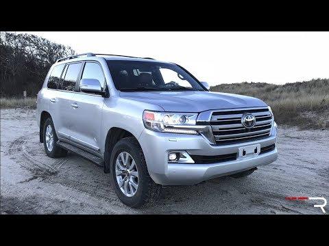 2018 Toyota Land Cruiser – Redline: Review