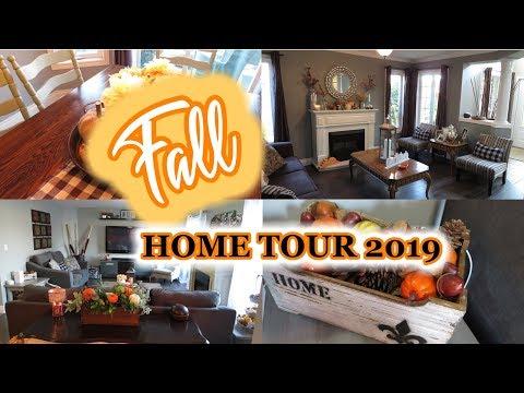 Fall Home Tour 2019 I Budget Friendly Home Decorating Ideas