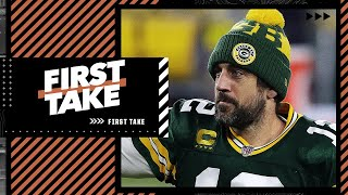 Aaron Rodgers just strong armed an entire organization, he's the winner – Marcus Spears