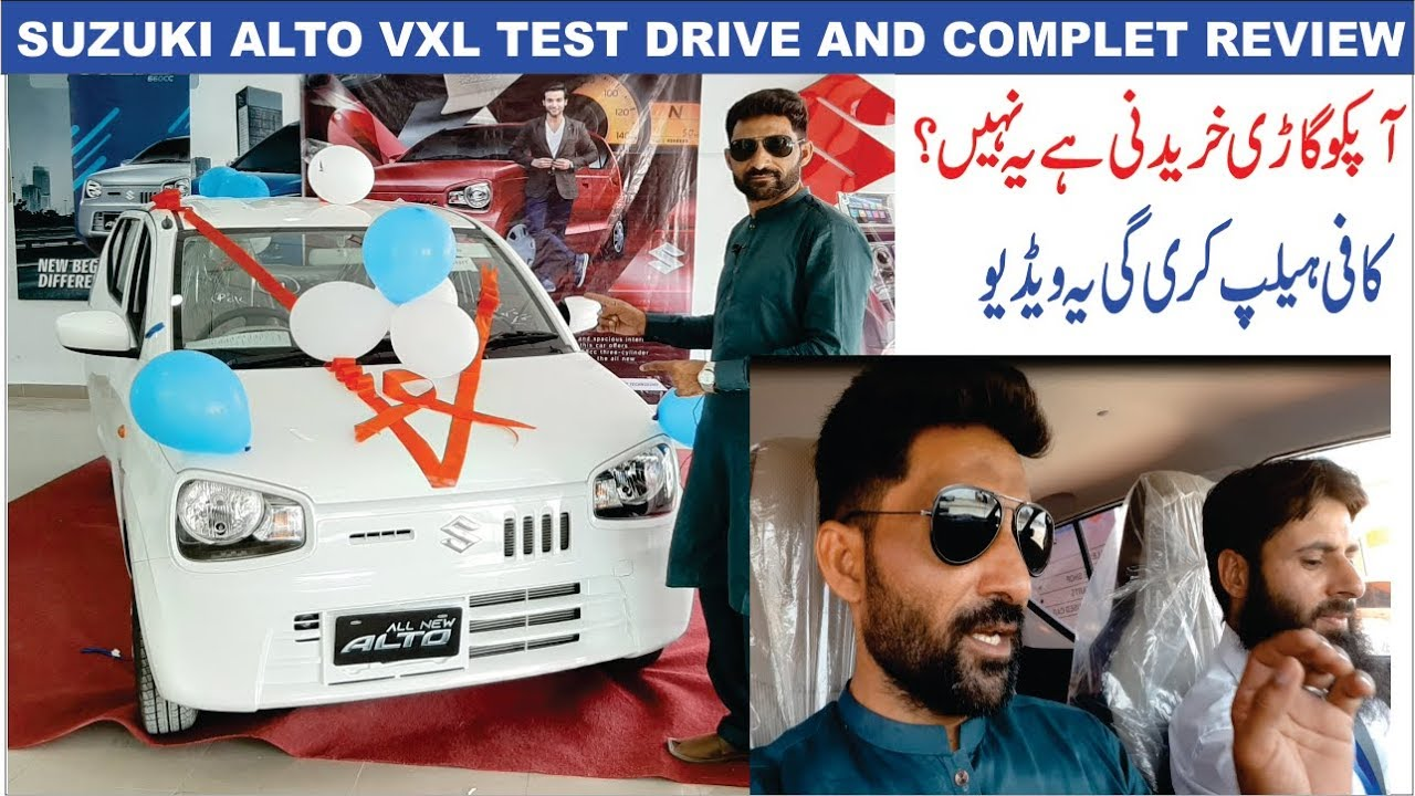 suzuki alto 2019 VXL AGS pakistani 660cc test drive and complete review