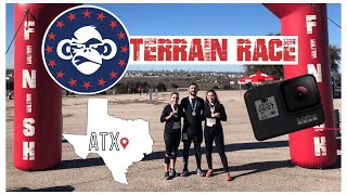 TERRAIN RACE 2020 | 5K OBSTACLE COURSE | AUSTIN TEXAS