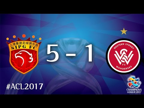 Shanghai SIPG vs Western Sydney Wanderers (AFC Champions League : Group Stage - MD2 )