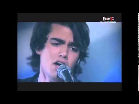 """Naast, """"Coeur de glace"""" live le 19 février 2007 au Trabendo (Paris • album """"Antichambre"""")."""