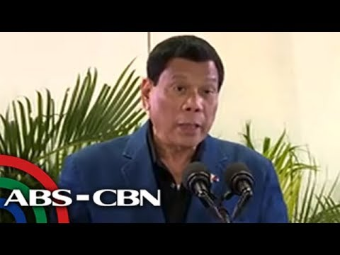 The World Tonight: Duterte lashes out anew at 'ignorant' Sereno