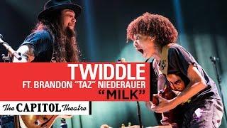 """Milk"" | Twiddle ft. Brandon ""Taz"" Niederauer | 11/25/17 | The Capitol Theatre"