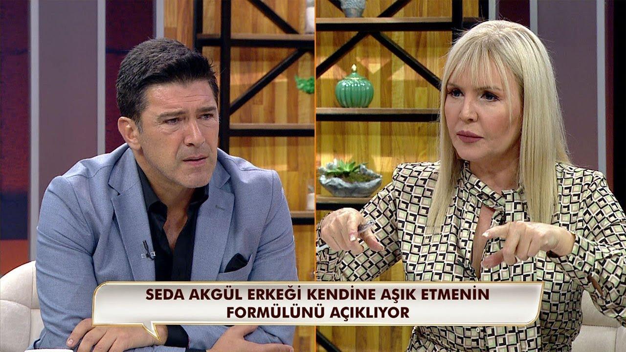 Seda Akgül'den erkekleri aşık etmenin formülü! Neler Oluyor Hayatta?
