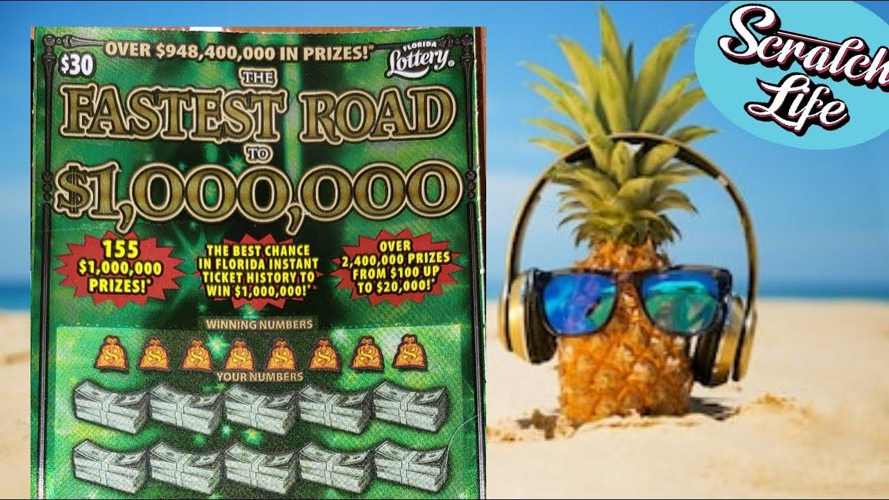 Its Big,Its Green,Its Expensive!!! Florida Lottery VS Scratch Life