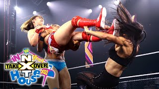 Sarray \u0026 Zoey Stark vs. The Robert Stone Brand: NXT TakeOver: In Your House Exclusive Bonus Match