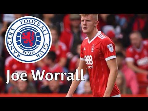 Joe Worrall • Welcome to Glasgow Rangers • Defensive Skills & Amazing Passing