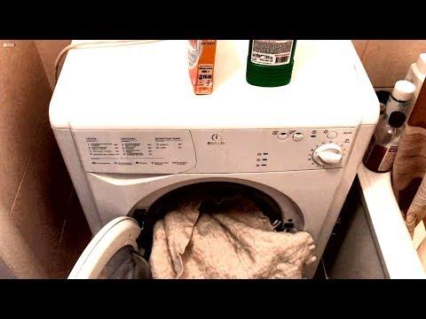 Как стирать плед в стиральной машине