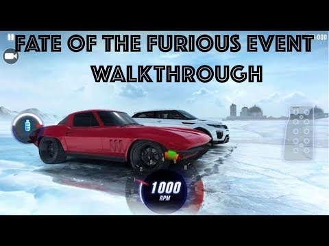 ALL YOU NEED TO KNOW ABOUT F&F EVENT- CARS, TIMES  | CSR RACING 2